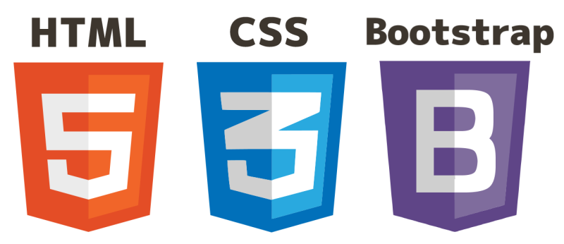 HTML・CSS・Bootstrap
